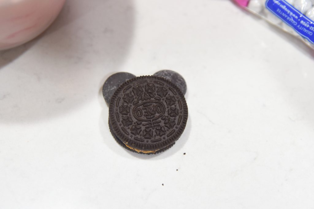oreo with candy melts